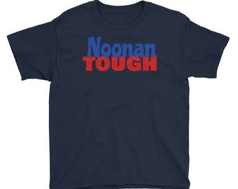 Noonan tough Youth Short Sleeve T-Shirt