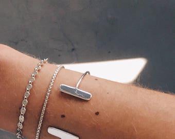 HELENA - bracelet with slide