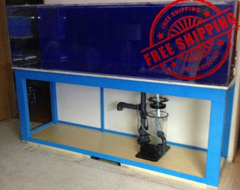 Heavy Duty Metal Fish Tank Stand - Free Shipping!