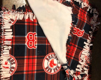 "Twins  baseball team / fleece blankets / set of two 24""x 25"""