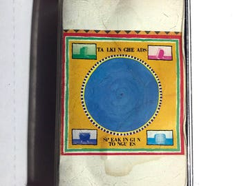 Talking Heads Speaking In Tongues cassette tape 1983