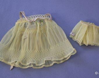 Vintage Barbie Sweet Dreams Pajamas, EXC
