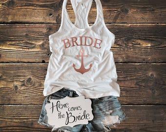 Bride Anchor Tank