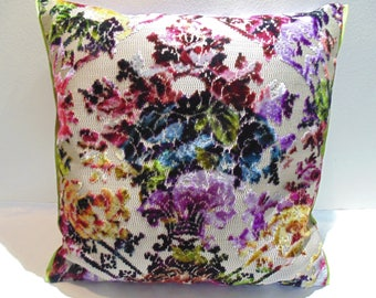 Designers Guild Fabric Martineau Berry Cushion Cover Pillow