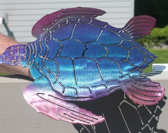 Turtle hitch cover