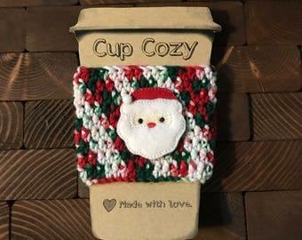Crocheted Coffee Sleeve