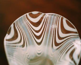 Hand Blown Italian Vase