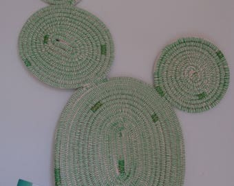 Cactus Wall Decoration