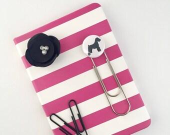 Schnauzer Planner Clip/Schnauzer Planner Paper Clip/Schnauzer Bookmark/Scripture Marker/Cookbook Marker/Journal Marker/Schnauzer Gifts