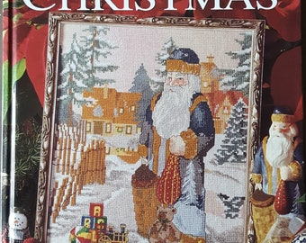 Better Homes and Gardens: A Cross-Stitch Christmas Instruction Book