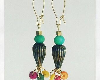 the SPRINKLES || drop earrings