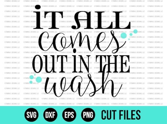 Download Laundry SVG SVG Files SVG Cut File Cricut Cut File