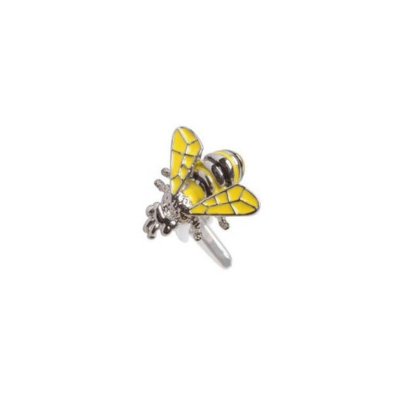 Bee Cuff links, Cuff Links for Men