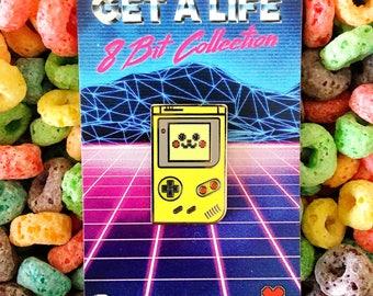 PIKACHU: 8 BIT COLLECTION - Gameboy Hard Enamel Pin