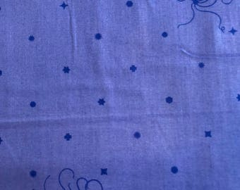 Sunprints 2018 by Alison Glass for Andover Fabrics in Periwinkle