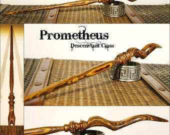 Prometheus- Bocote Wood Wand