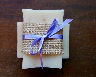 Lavender, Sweet Orange & Patchouli Soap