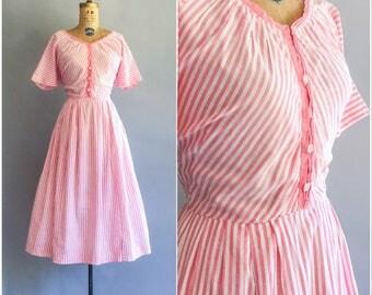 Lelystad dress • 1950s sun dress