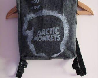 Arctic Monkeys backpack