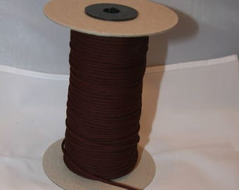 Polyester thread 2 mm brown