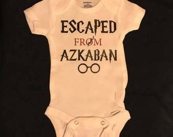 Escaped from Azkaban Infant/Toddler/Youth Shirt