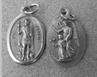 Saint Expedite Medal