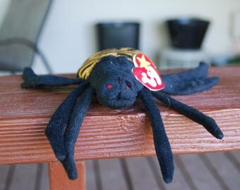 Beanie Baby Original - Spinner the Spider