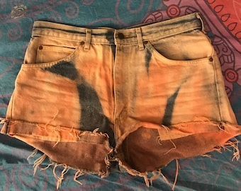 Lee high waisted vintage shorts
