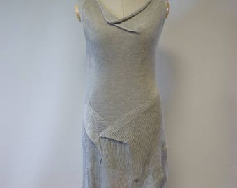 Summer linen dress, M size.
