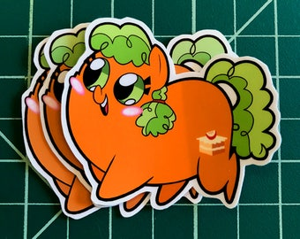 Apple Pony Chubs! Apple Brown Betty Sticker