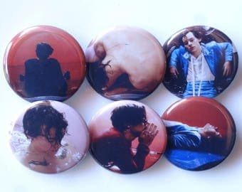 "1.25"" Harry Styles Pinback Pack Pins Buttons Badges"