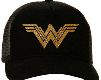 Wonder Woman Trucker Hat, ON SALE!!!