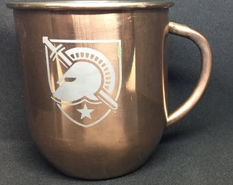 USMA Army West Point Moscow Mule - limited stock - Officially Licensed Army West Point