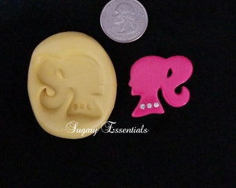 Doll Sillhouette Mold (Medium)