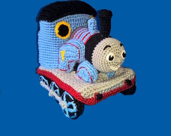 Thomas the Train - Thomas & Friends - crochet toy