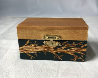 Tiny Wooden Box