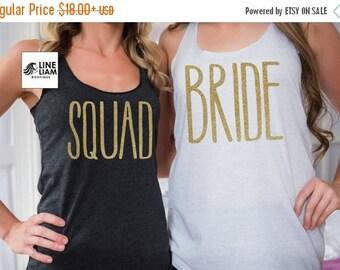 ENDS AT 12AM squad shirt, bachelorette shirts, bridesmaid shirts, bridal party shirts, birthday shirts, bridesmaid tank tops, bridesmaid gif