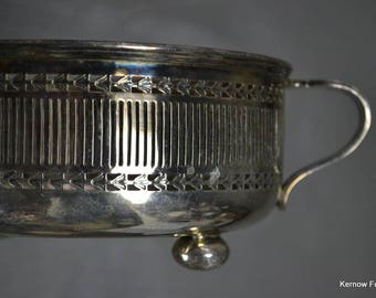 Epns Pierced Dish