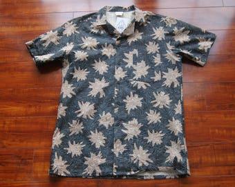 1980s/1990s Envoy Hawaiian Shirt