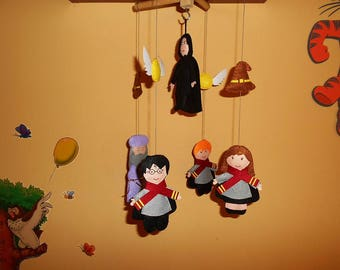 Harry Potter Baby Mobile Etsy