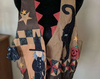 Vintage Halloween Vest