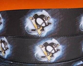 Pittsburgh Penguins Dog Collar