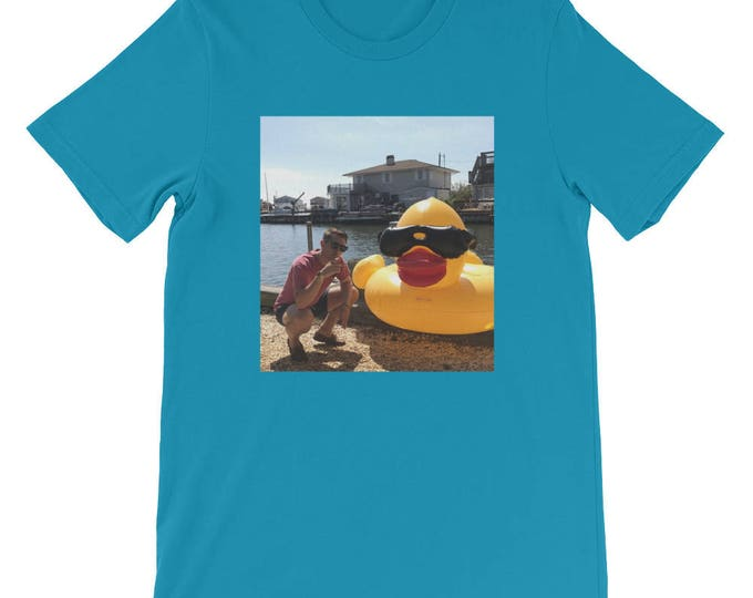 Custom Photo T-Shirts, Unisex T-shirts with Photos On Them, Choose Your Color Shirts, Sizes Small, Med, Large, XL,2XL, 3XL, 4XL, Cotton
