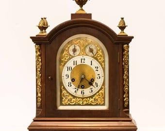 19 th Century bracket clock