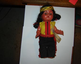Reliable Indian doll original clothes 1970s