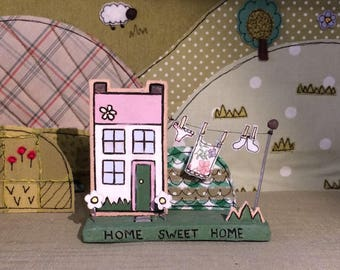 "Ceramic ""Home Sweet Home"""