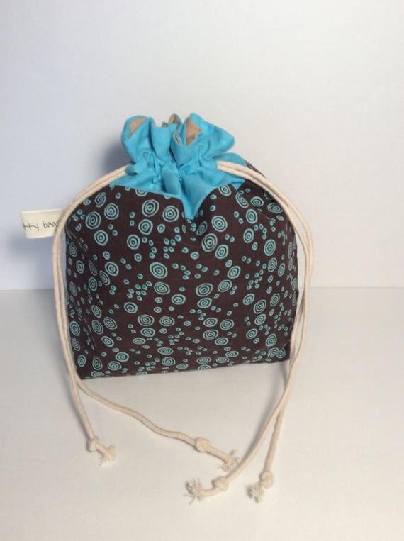 On Sale! Drawstring Project Bag