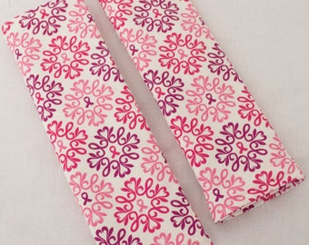 Seat Belt Cushion-Seat Belt Pad-Car Accessories-Breast Cancer Awareness-Pink-Think Pink