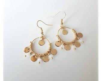 """Earrings """"Orpheus"""""""