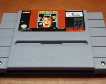 Home Alone super Nintendo snes video game, Home Alone snes, snes Home alone, home alone